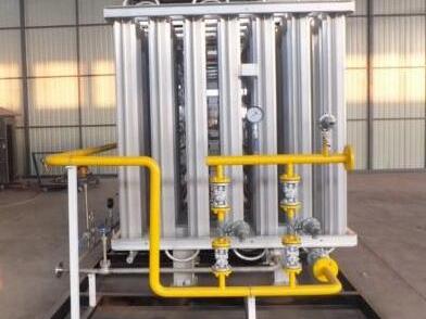 LNG气化调压撬3