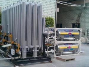 LNG气化调压撬2
