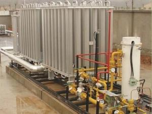 LNG气化调压撬5