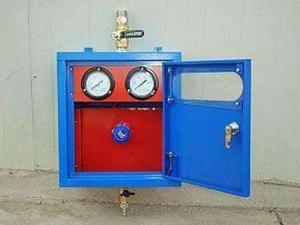 气体工位分配箱3